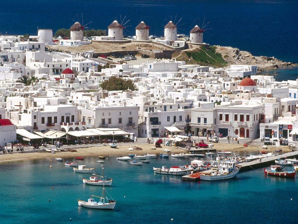 Mykonos daily cruises