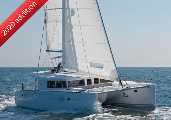 Lagoon 450F - Catamaran for charter in Greece - Eversails (1)
