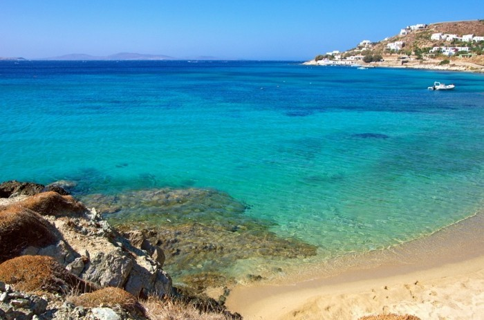 Elia - Mykonos south coast
