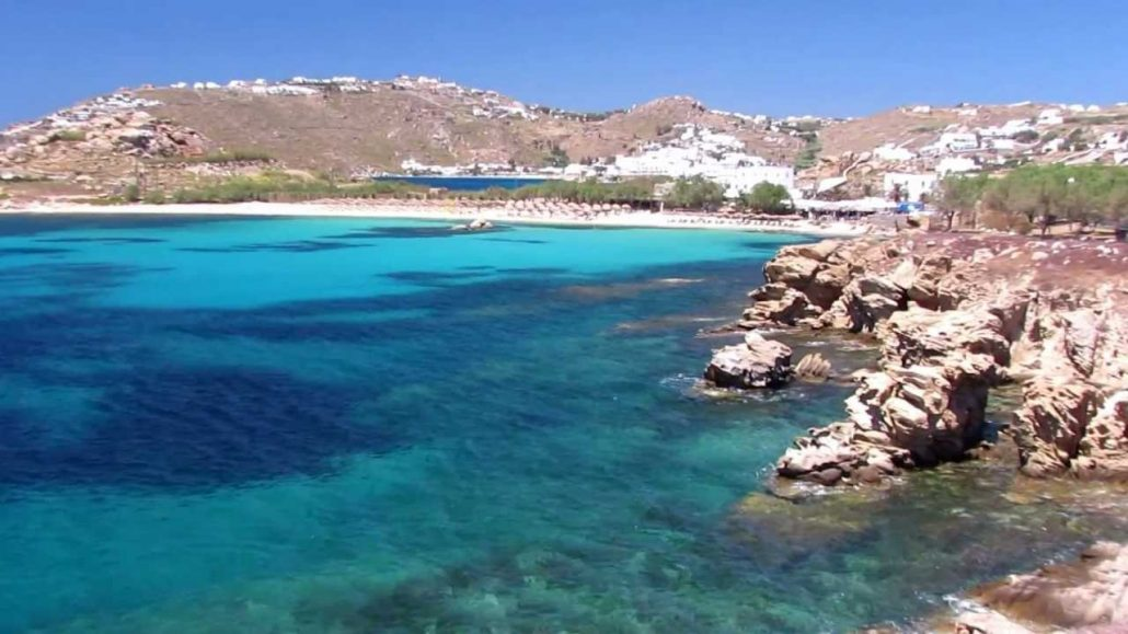 paranga_beach - Mykonos south coast daily cruise