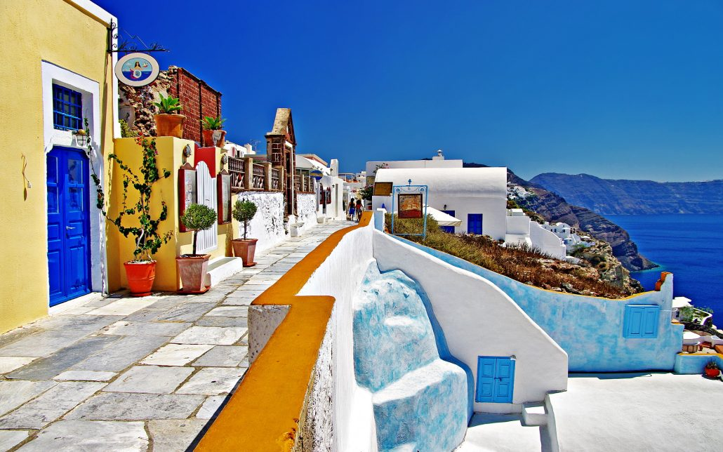 santorini oia daily cruise - Eversails yachting in Greece