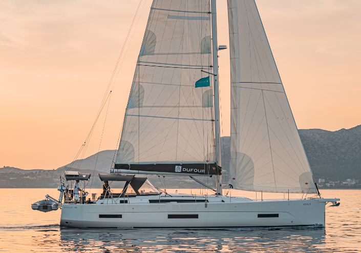 Dufour 530 - Luxury Sailing Yacht - Athens