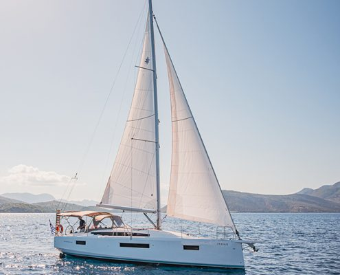 Irene - Sun Odyssey 490 (Preview)
