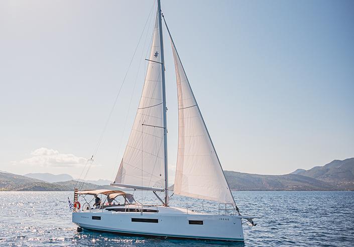 Irene - Sun Odyssey 490 (Preview)