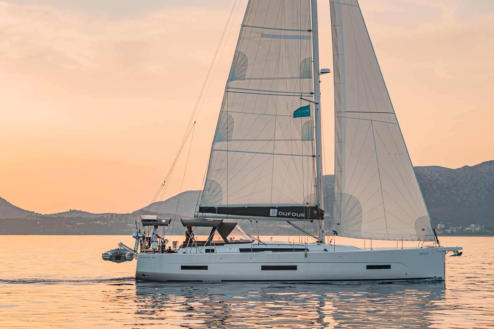 Dufour 530 - Luxury Sailing Yacht - Athens (11)