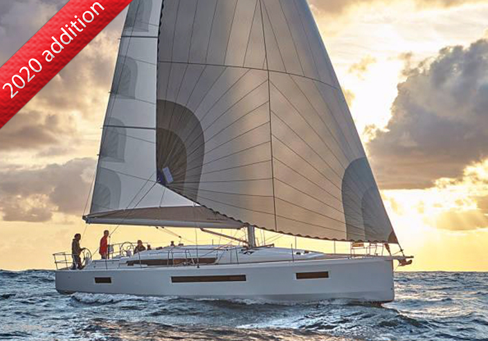 Sun Odyssey 490 - Sailboat charter in Greece